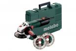 Metabo Haakse slijper W 12-125 Quick SET