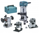 Makita Kantenfrees / bovenfrees (4 machines in 1) 710W 8m