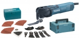 Makita MULTI-FUNCTIONELE TOOL   TOOLLESS TM3010CX3J