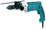 Makita klopboormachine hp 2071 fj