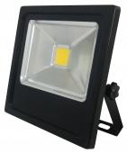 STRALER LED COMPACT 20W ZWART
