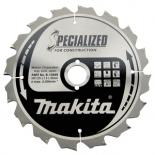 handcirkelzaagblad MAK SPECIALIZED CONSTRUCTION 190x30x12T