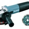 Makita haakse slijper 840Watt 125mm